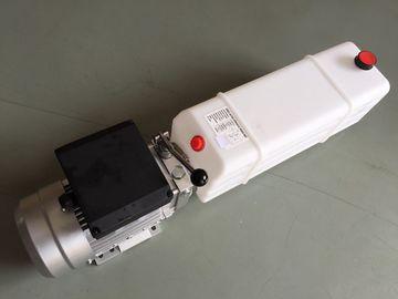 차 상승을 위한 알루미늄 작은 단 하나 임시 AC 110V 수력 단위