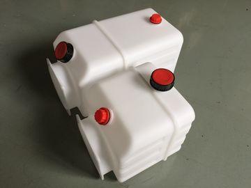 수직 설치 내연 기관을 위한 플라스틱 유압 석유 탱크 18L